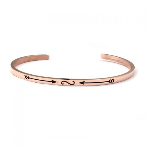 Custom Engraving bangle bracelet